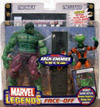 The Hulk vs. The Leader (Marvel Legends)