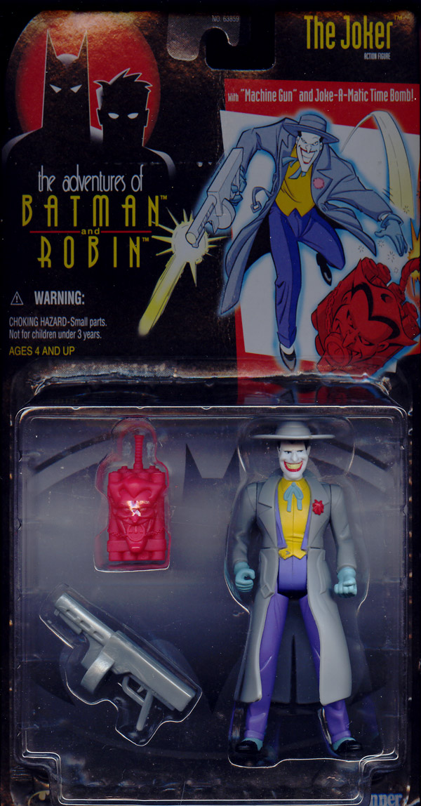 The Joker (the adventures of Batman and Robin)