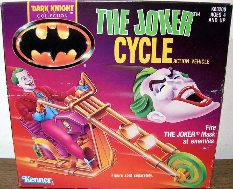 The Joker Cycle (The Dark Knight Collection)