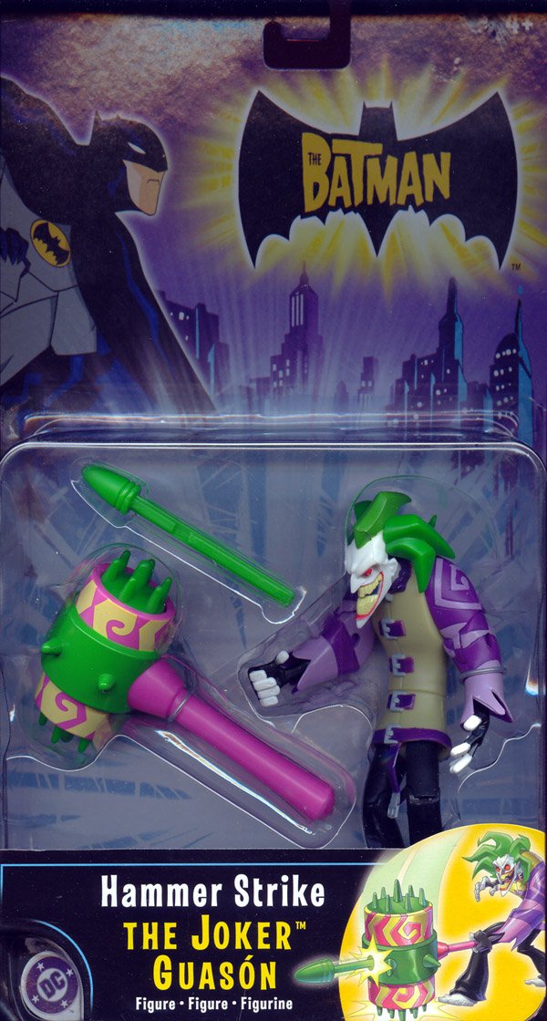 Hammer Strike The Joker (The Batman)