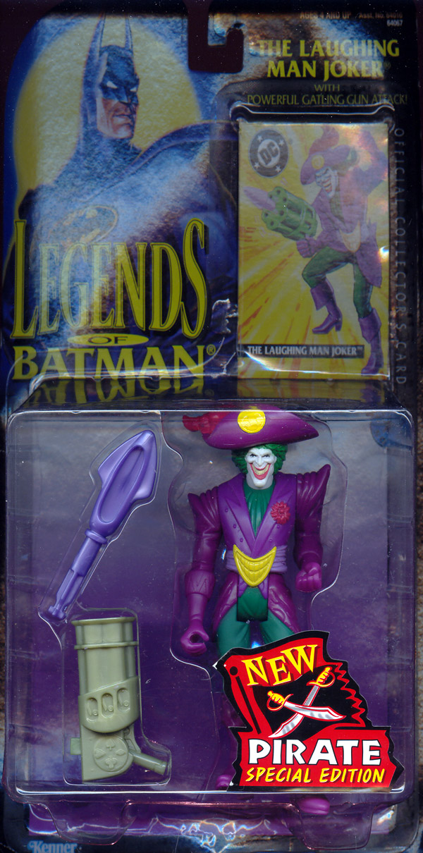 The Laughing Man Joker (Legends Of Batman)