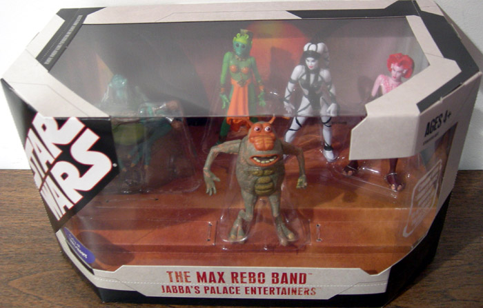 The Max Rebo Band (Jabba's Palace Entertainers)