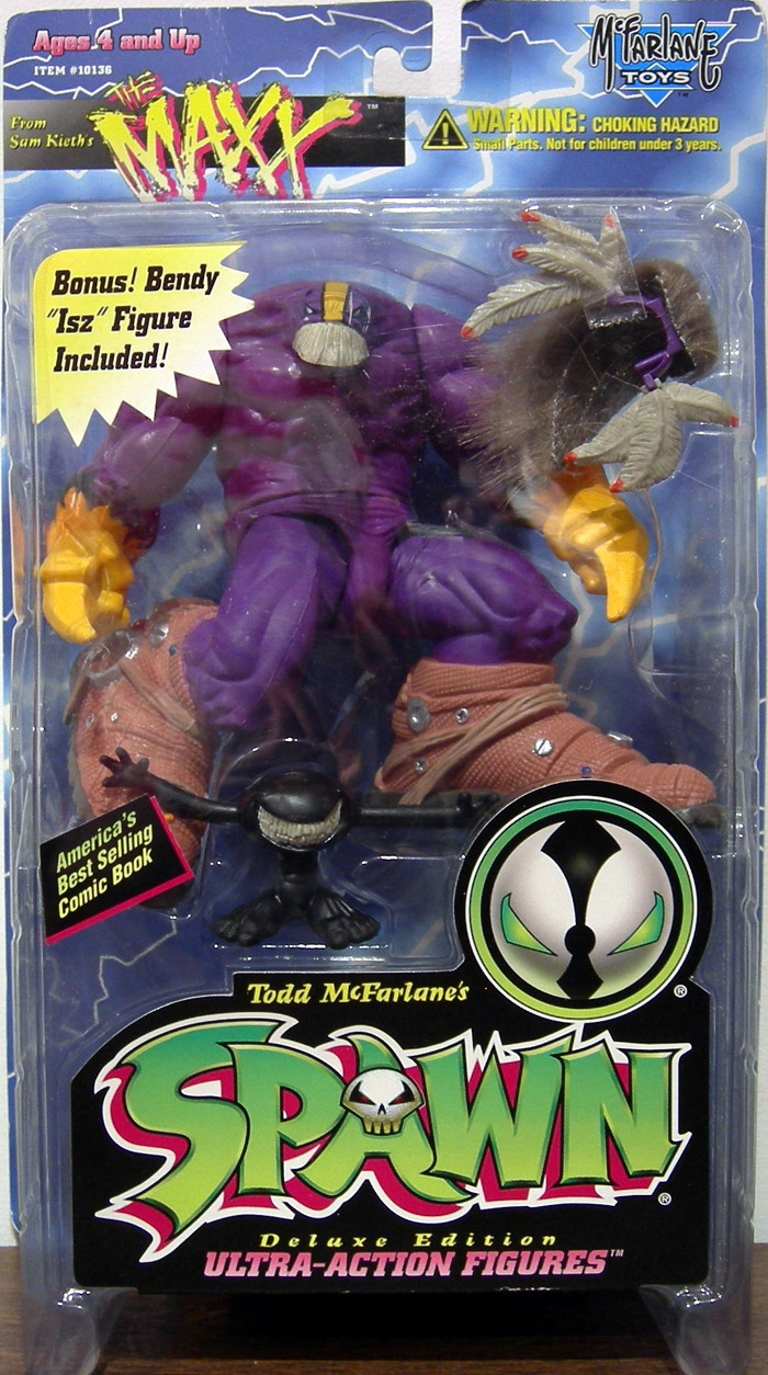 The Maxx (with black Isz)