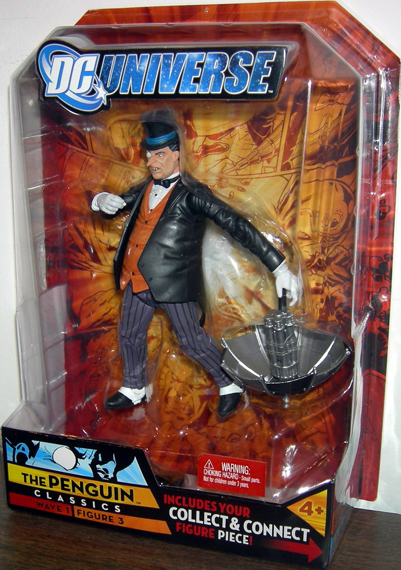 The Penguin (DC Universe Classics)