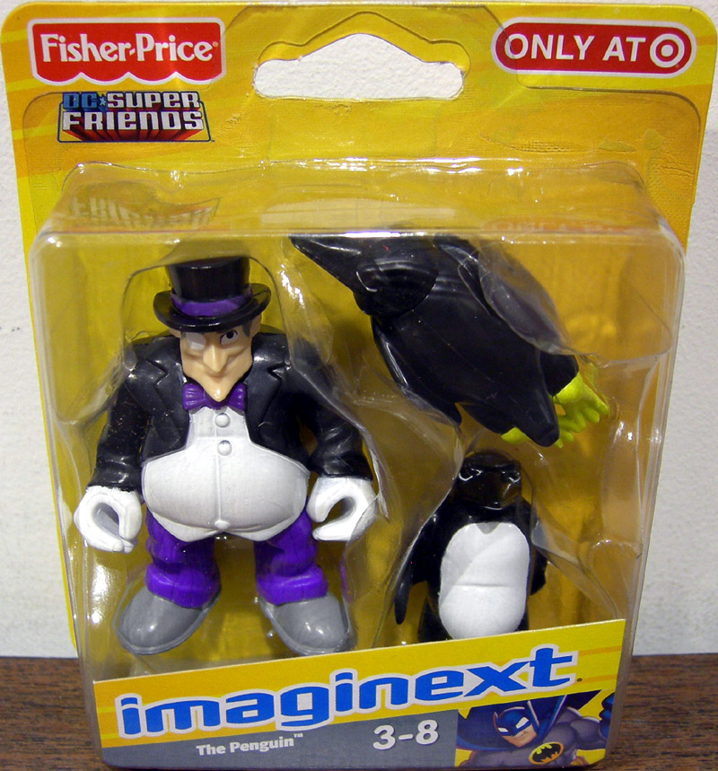 The Penguin (Imaginext)