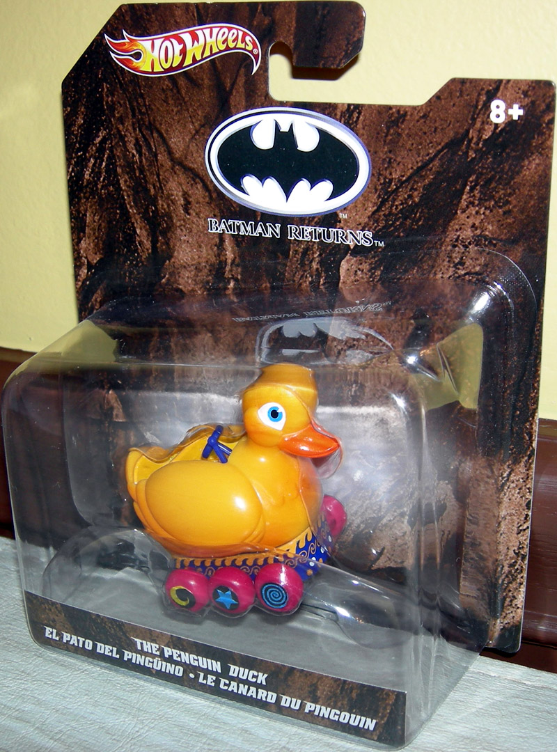 The Penguin Duck (Batman Returns, 1:50th scale)