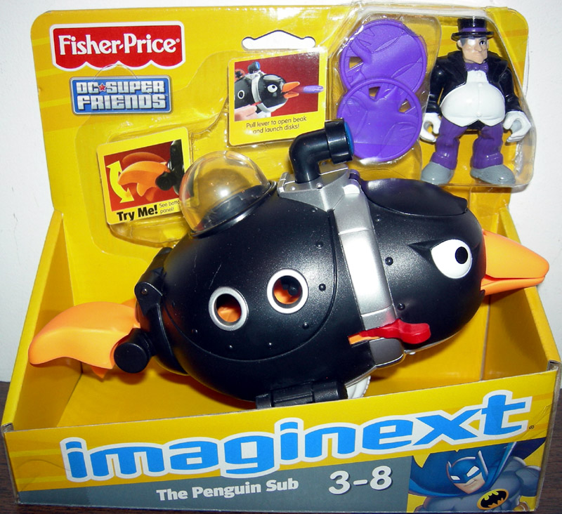 The Penguin Sub (Imaginext)