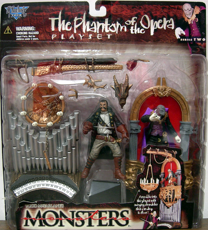 The Phantom of the Opera playset (series 2)