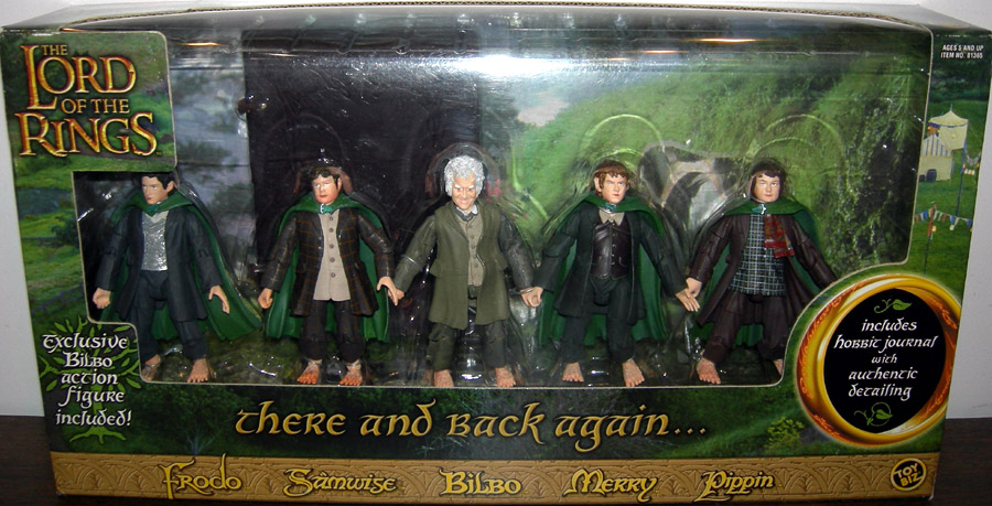There and Back Again 5-Pack