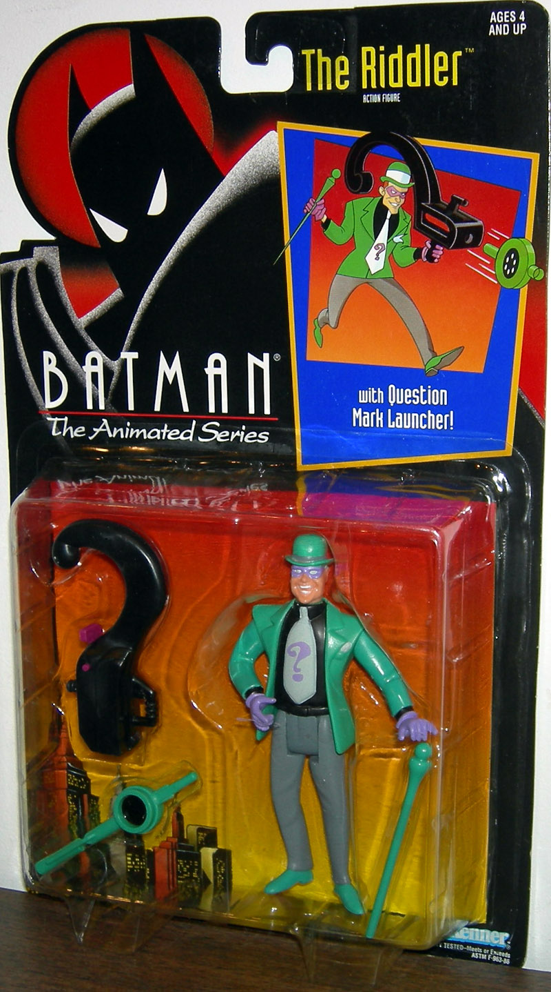 The Riddler (Batman The Animated Series)