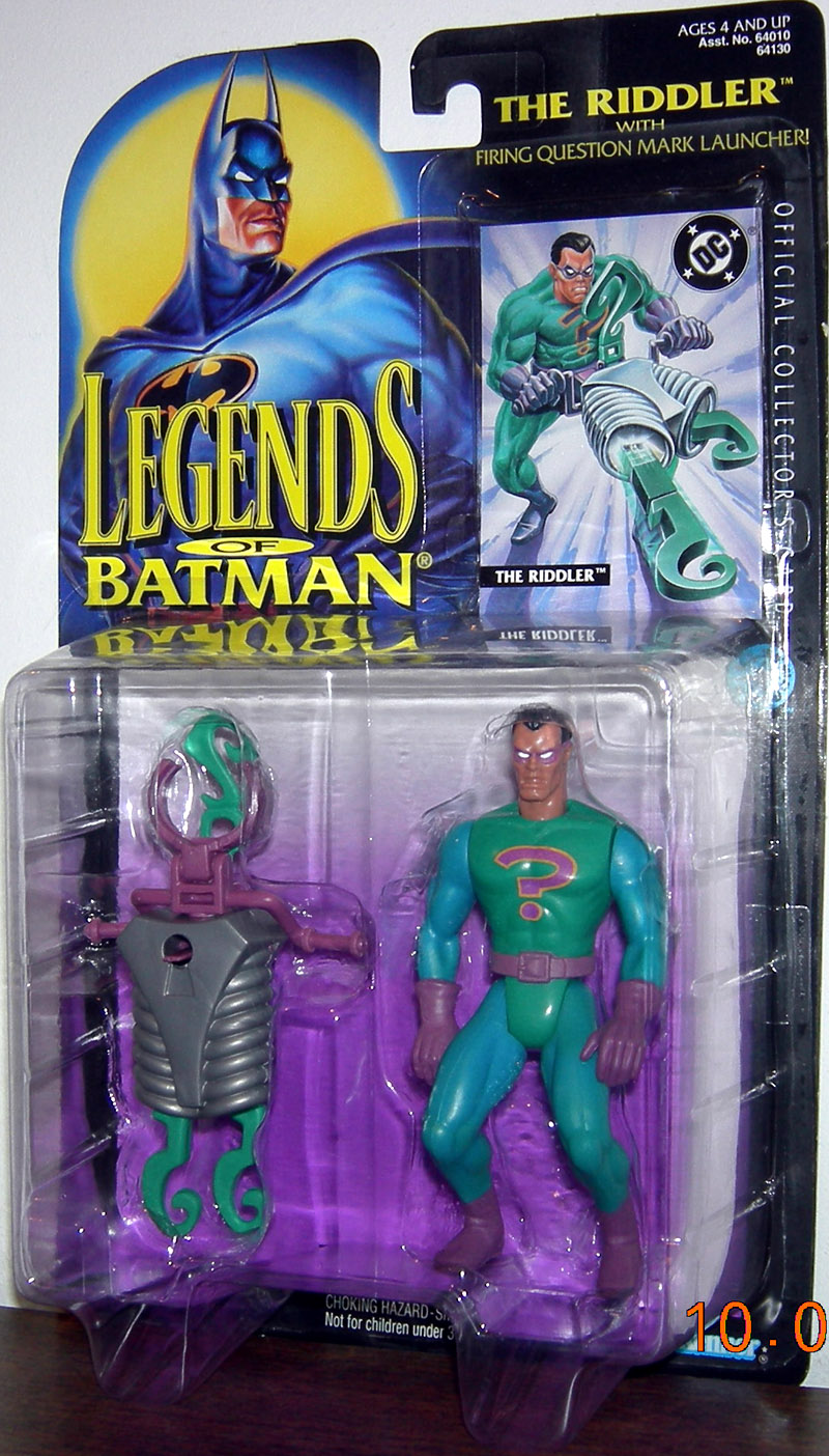 The Riddler (Legends Of Batman)