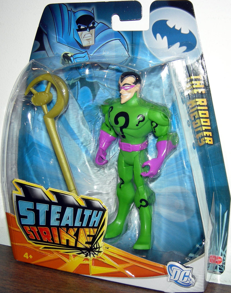 The Riddler (Stealth Strike)