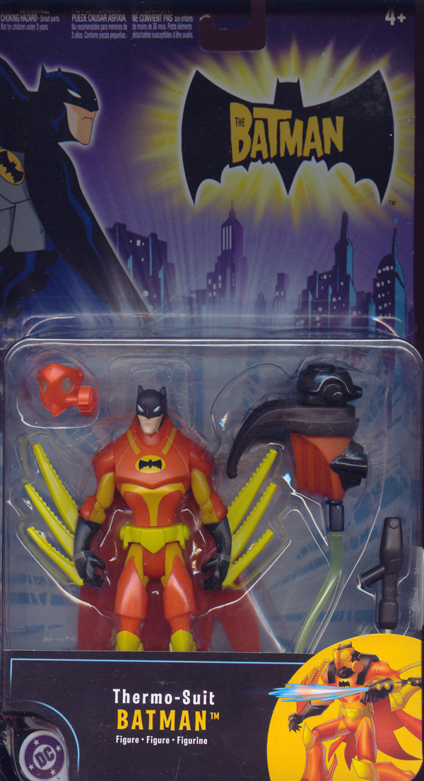Thermo-Suit Batman (The Batman)