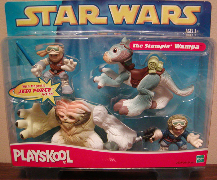 The Stompin Wampa 4-Pack