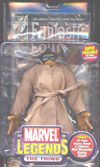The Thing (Marvel Legends with trench coat)