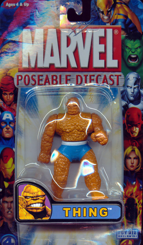 Thing (Poseable Diecast)