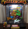 The Thing and The Incredible Hulk (Marvel Legends Masterworks)