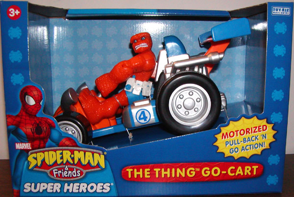 The Thing Go-Cart