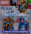 Thing & Captain America (Team Up)