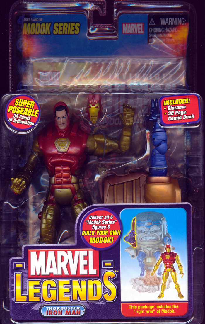 Thorbuster Iron Man (Marvel Legends)