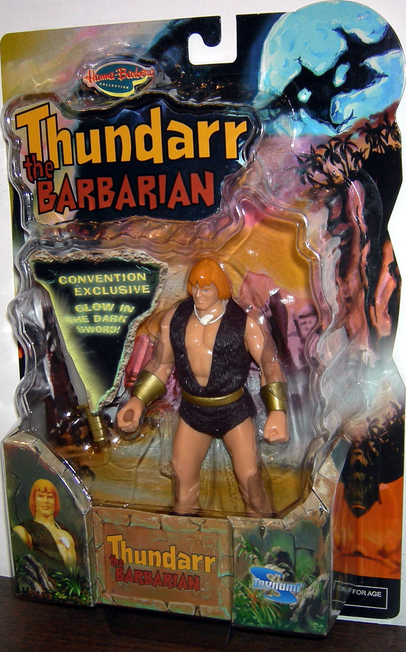 Thundarr The Barbarian (Convention Exclusive)