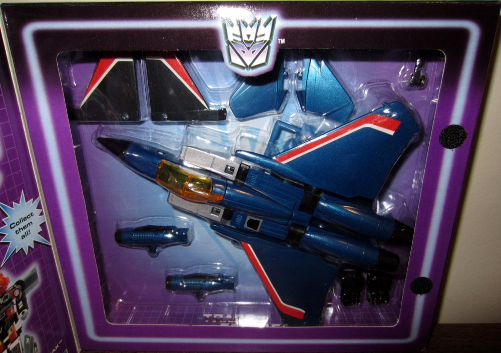 Thundercracker (Commemorative Series III)