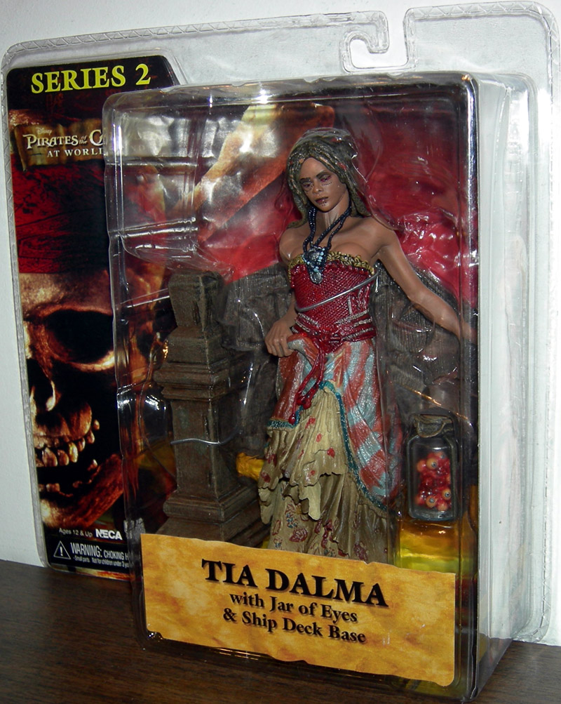 Tia Dalma (At World's End, series 2)