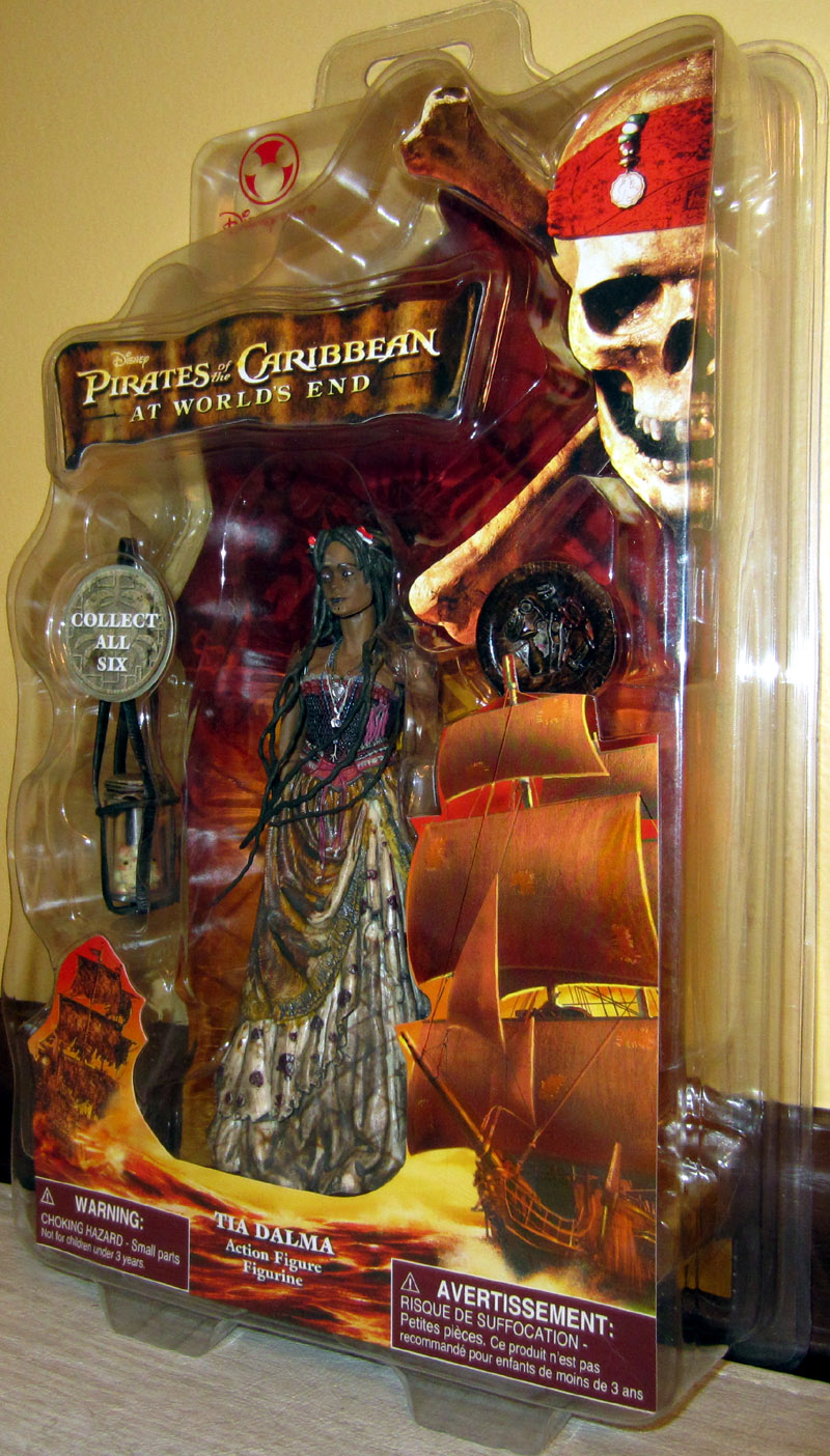 Tia Dalma (Disney Store Exclusive)