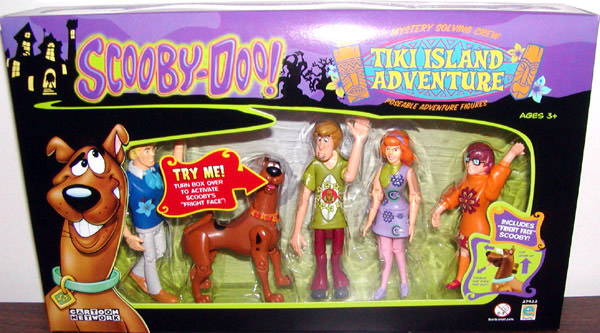 Tiki Island Adventure 5-Pack