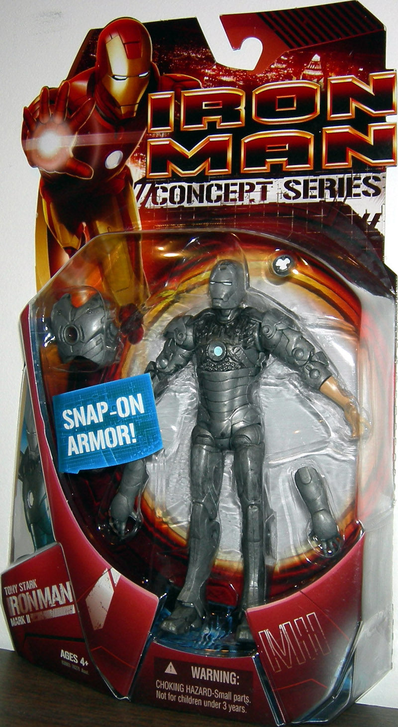 Tony Stark Iron Man Mark II (Concept Series)