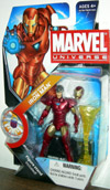 Tony Stark Iron Man (Marvel Universe, series 3, 022)