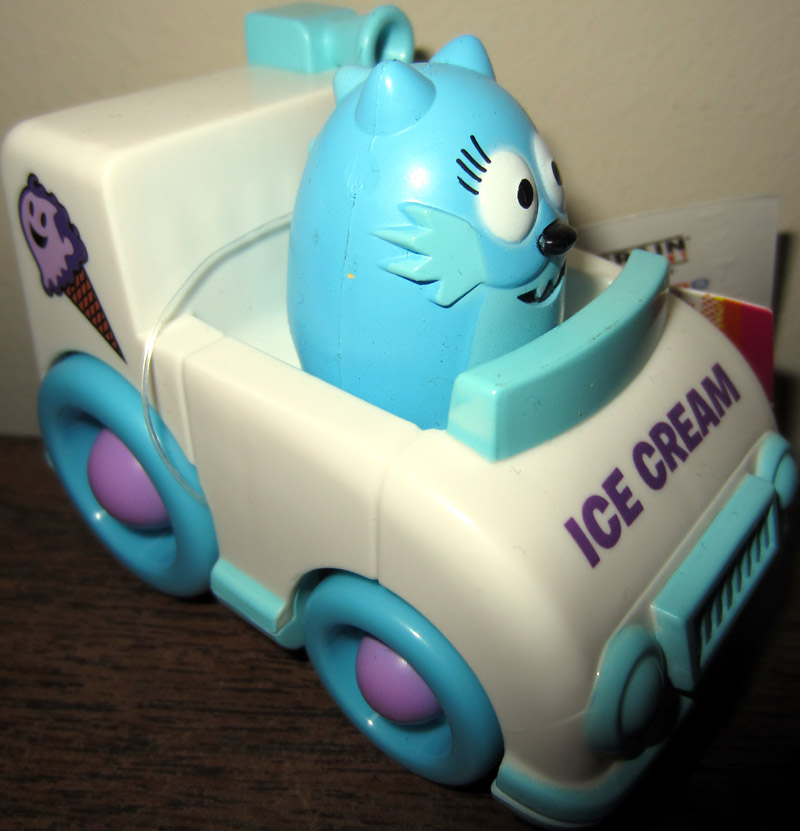 Toodee Ice Cream Truck