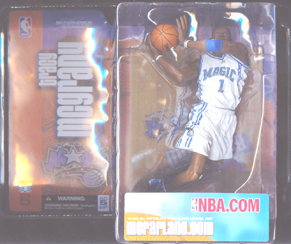 Tracy McGrady (series 5, white uniform)