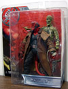 Trench Coat Hellboy & Corpse 2-Pack (1.5, open mouth)