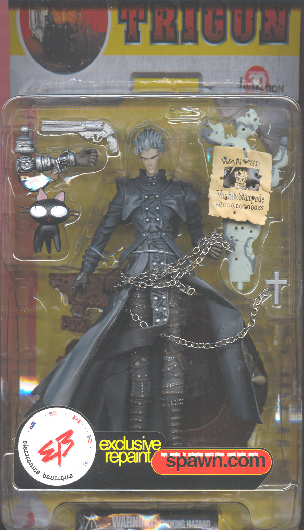 Vash The Stampede (Electronics Boutique Exclusive)