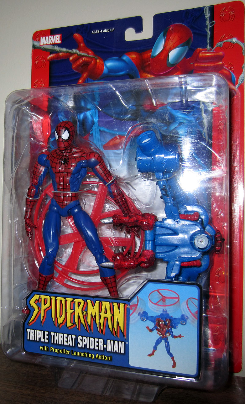 Triple Threat Spider-Man (Classic)