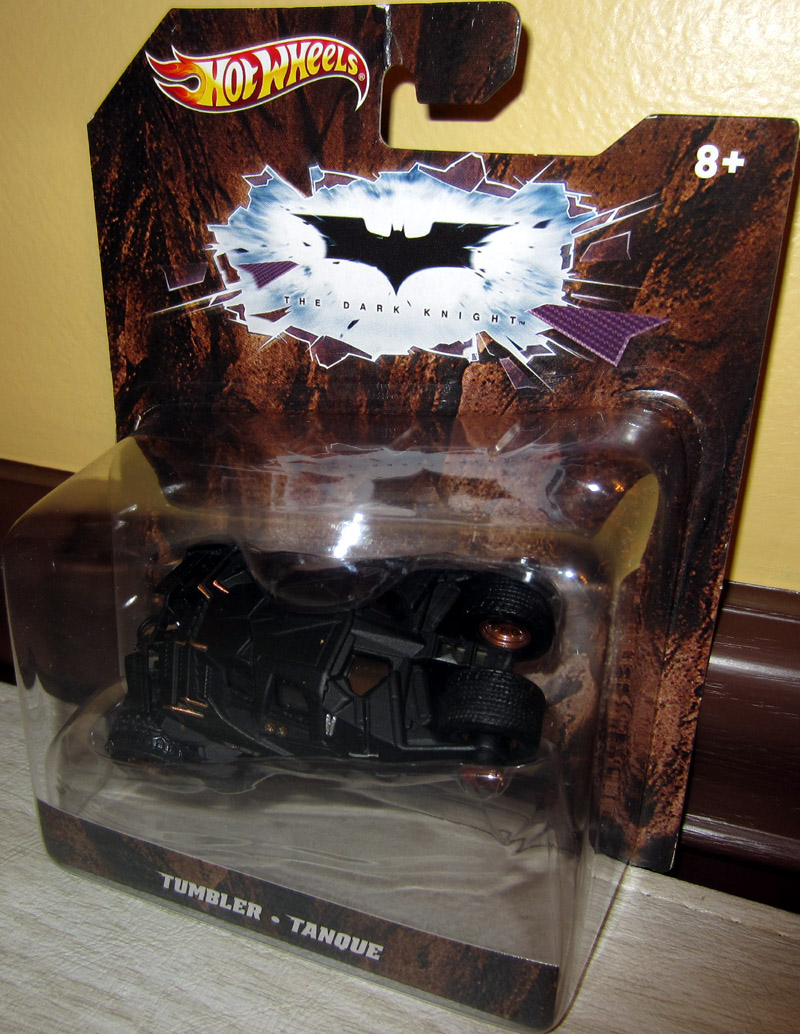 Tumbler (The Dark Knight, 1:50th scale)