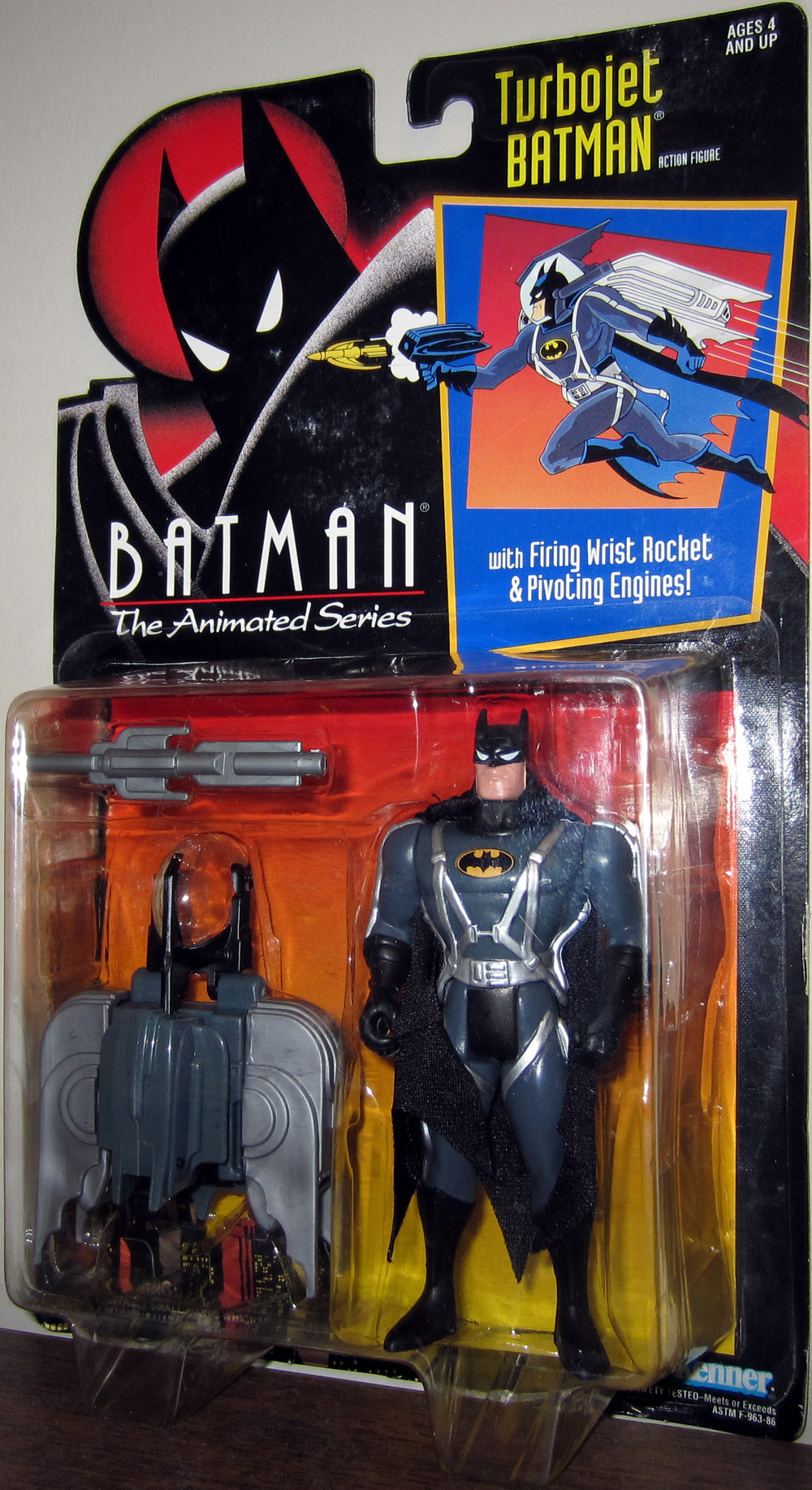 Turbojet Batman (Batman The Animated Series)