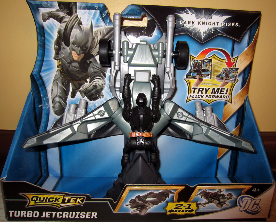 Turbo Jetcruiser (The Dark Knight Rises)