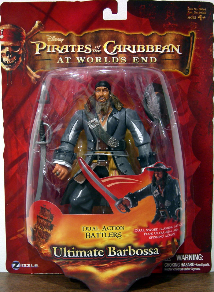 Ultimate Barbossa