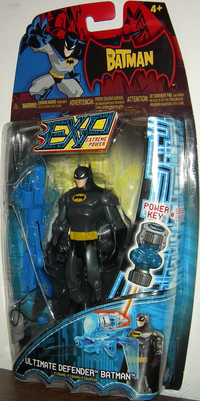 Ultimate Defender Batman (EXP)