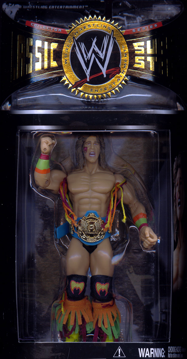 Ultimate Warrior (series 7)
