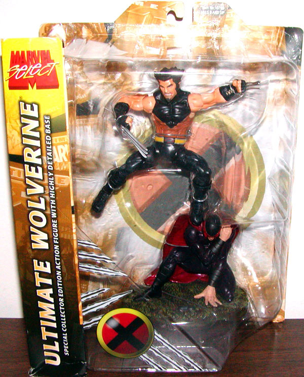 Ultimate Wolverine (Marvel Select)