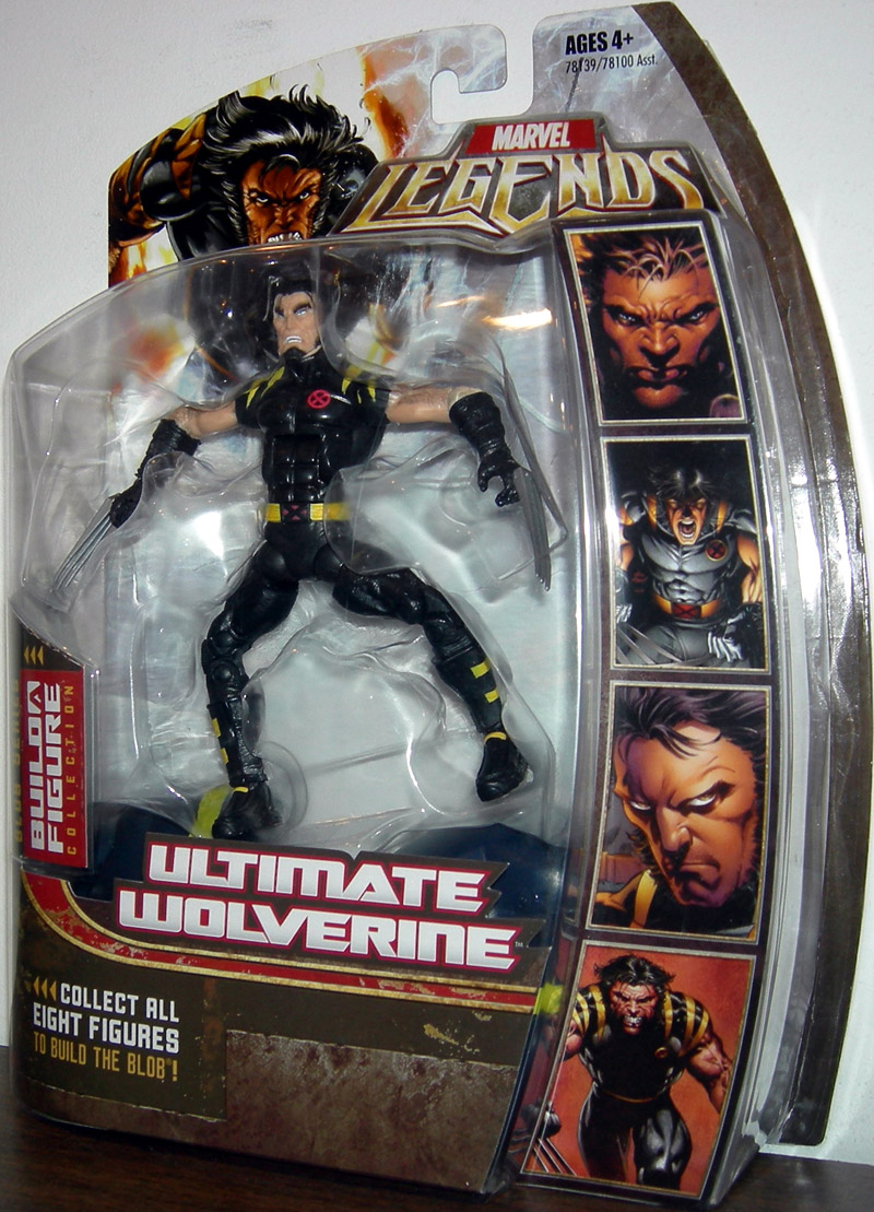Ultimate Wolverine (Marvel Legends)