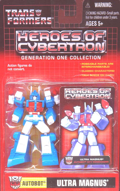 Ultra Magnus (Heroes Of Cybertron)