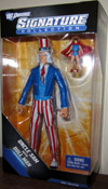 Uncle Sam with Doll Man (DC Universe, Signature Collection)