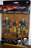 UNSC Trooper Support Staff 2-Pack