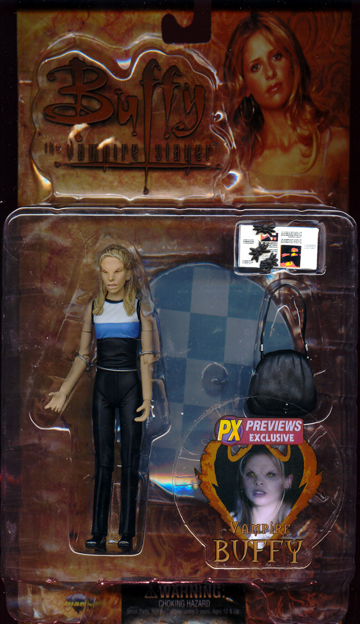 Vampire Buffy (Previews Exclusive)