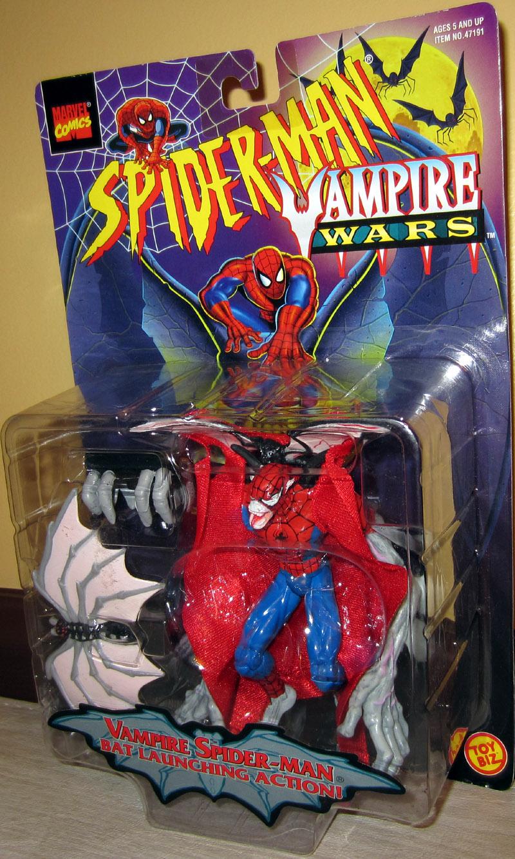 Vampire Spider-Man Wars action figure