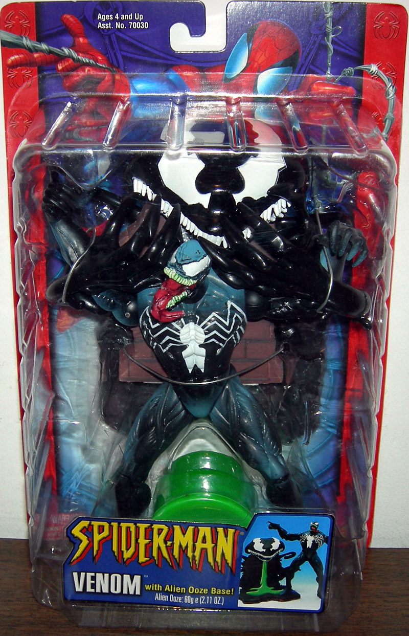 Venom with Alien Ooze Base (Classic)